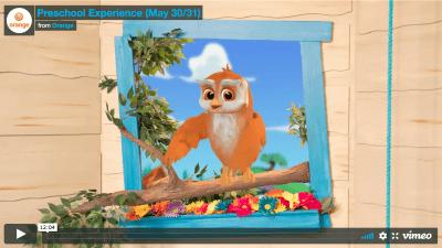 Weekly Bible Studies: Preschool Experience