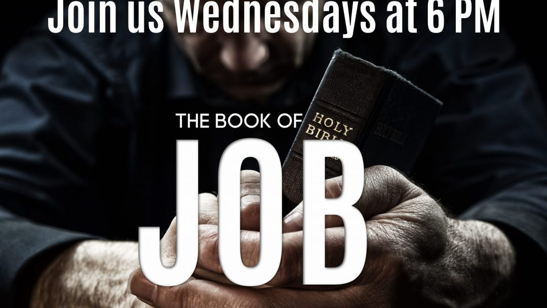Wednesday PM Bible Study