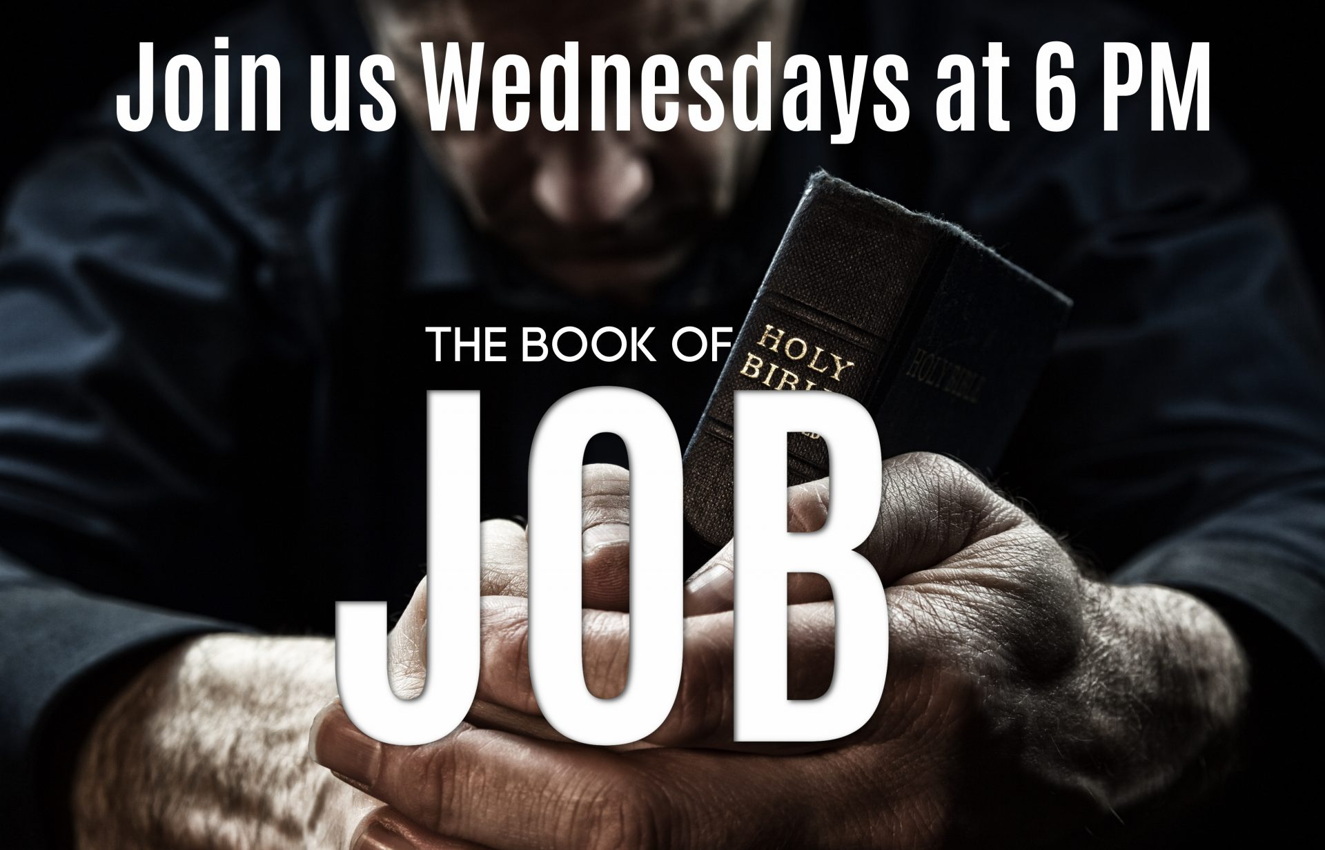 Wednesday PM Bible Study