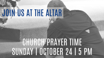 Join us at the Altar!