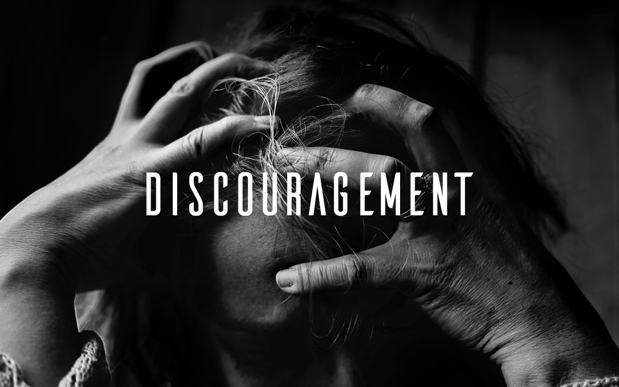 Defining and Defeating Discouragement
